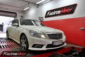 Mercedes W212 E 350 CDI 265 KM