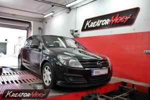 Opel Astra H 2.0 Turbo 170 KM
