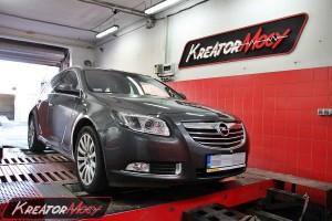 Opel Insignia 2.0 CDTI 160 KM