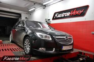 Opel Insignia 2.8 V6 Turbo 260 KM 4x4