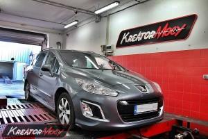Peugeot 308 1.6 e-HDI 112 KM