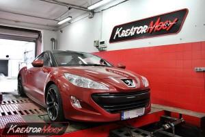 Peugeot RCZ 1.6 THP 200 KM