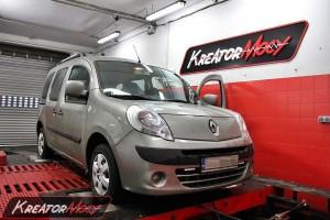 Renault Kangoo 1.5 DCI 85 KM