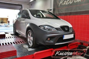 Seat Altea XL 2.0 TDI 170 KM