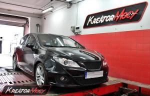 Seat Ibiza FR 2.0 TDI 140 KM