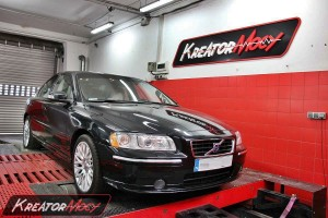 Volvo S60 2.4 D5 185 KM