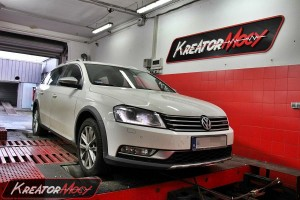 VW Passat Alltrack 2.0 TSI 210 KM 4motion DSG