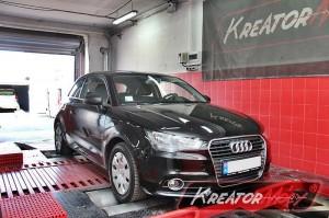 Audi A1 1.6 TDI 105 KM