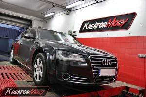 Audi A8 D4 3.0 TDI 250 KM