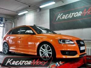 Audi S3 8P 2.0 TFSI 265 KM
