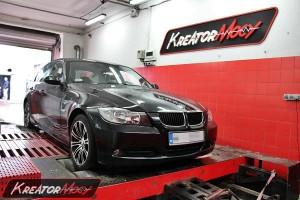 BMW 3 E90 320d 163 KM