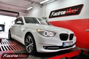 Hamownia BMW F07 5 GT 530d 245 KM - zdjęcie 1