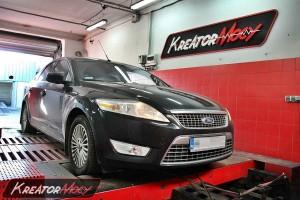 Ford Mondeo MK4 2.0 TDCI 140 KM