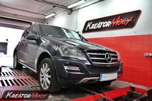 Mercedes W164 ML 350 CDI 231 KM