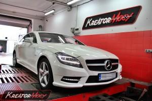 Mercedes W218 CLS 350 CDI 265 KM