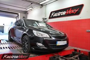 Opel Astra J 1.4 Turbo 120 KM - zdjęcie 1
