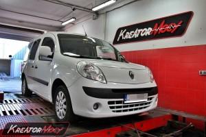 Renault Kangoo 1.5 DCI 90 KM
