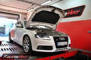 Audi A4 B8 2.0 TFSI 211 KM (automat)