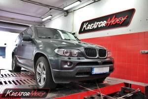 BMW X5 E53 3.0d 218 KM