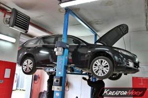 Filtr cząstek stałych Mazda 6 2.0 MZR-CD 140 KM