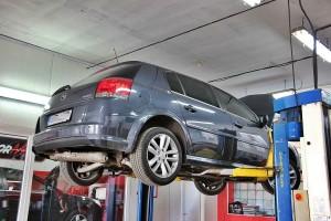 Filtr cząstek stałych Opel Signum 1.9 CDTI 150 KM