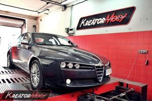 Alfa Romeo 159 2.0 JTDM 136 KM