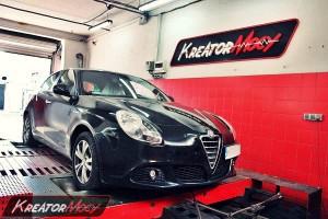 Chip tuning Alfa Romeo Giulietta 1.4 TB 120 KM