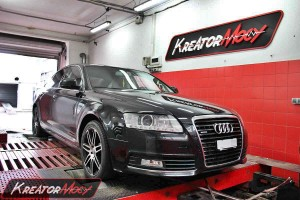 Chip tuning Audi A6 C6 3.0 TDI 240 KM manual