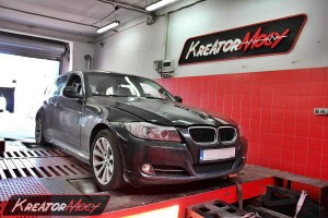 Chip tuning BMW 3 E90 325d 204 KM