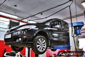 Filtr FAP Mazda 5 2.0 MZR-CD 143 KM