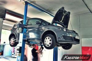 Filtr FAP Seat Altea 1.6 TDI 105 KM