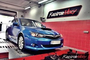 Podniesienie mocy Subaru Impreza 2.0 Boxer Diesel 150 KM