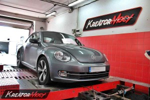 Hamownia Volkswagen Beetle 2.0 TSI 200 KM