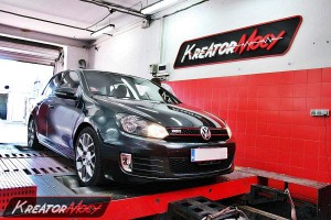 Chip tuning VW Golf VI GTI 2.0 TSI 210 KM USA