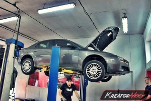 Zapchany filtr DPF Alfa Romeo 1.9 JTDm 136 KM