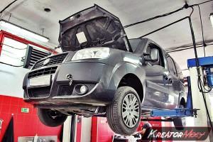 Usuwanie DPF Fiat Doblo 1.9 JTD 120 KM