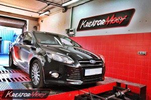 Chip tuning Ford Focus MK3 1.6 Turbo 150 KM