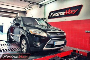 Chip tuning Ford Kuga 2.0 TDCI 140 KM FWD