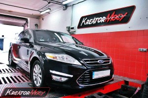 Chip tuning Ford Mondeo MK4 1.6 EcoBoost 160 KM