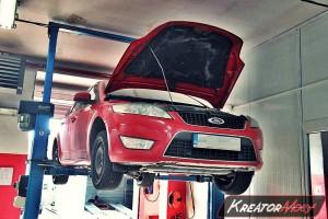 Filtr DPF Ford Mondeo MK4 2.0 TDCI 115 KM