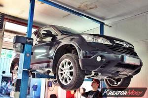 Usuwanie DPF Honda CRV 2.2 i-DTEC 150 KM