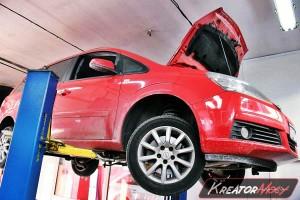Usuwanie DPF Opel Zafira B 1.9 CDTI 150 KM