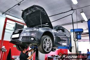Usuwanie DPF Audi A4 B8 3.0 TDI 240 KM