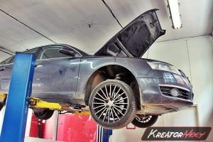 Usuwanie DPF Audi A6 C6 2.7 TDI 180 KM