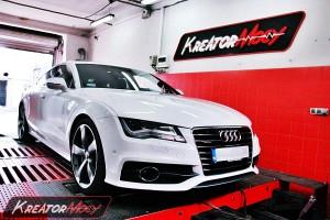 Chip tuning Audi A7 3.0 TDI 313 KM