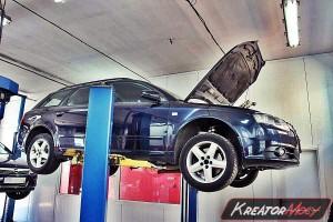 Usuwanie DPF Audi A4 B7 2.0 TDI 170 KM