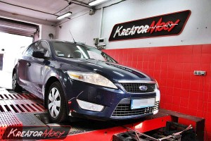 Chip tuning Ford Mondeo MK4 1.8 TDCI 100 KM