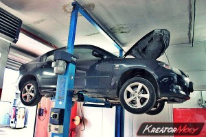 Usuwanie DPF Mazda 3 1.6 CD 90 KM