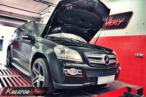 Chip tuning Mercedes X164 GL 420 CDI 306 KM