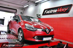 Chip tuning Renault Clio IV 0.9 TCE 90 KM